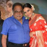 Ragini Dwivedi, Production No 6  Actress, red saree, father