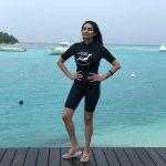 Ragini Dwivedi, Production No 6  Actress,beach
