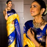 Rakul Preet Singh, saree, collage, tamil actress