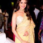 Rakul Preet Singh, saree, glamour, hd