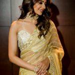 Rakul Preet Singh, shy, saree, tamil actress