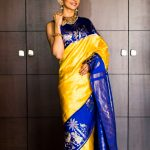 Rakul Preet Singh, traditional, saree, full size