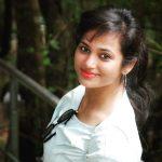 Ramya Pandiyan, causual, white dress, tamil actress