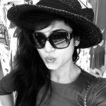 Ramya Pandiyan, instagram, blackandwhite