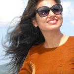 Ramya Pandiyan, smile, cooling glass, actress