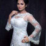 Ramya Pandiyan, white dress, photo shoot, actress