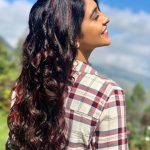 Regina Cassandra, shy, tamil actress, hair style
