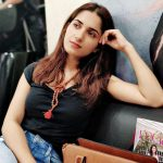Ruhani Sharma, dressy