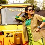 Sai Pallavi, Araathu Aanandhi, maari 2, hd, wallpaper, auto driver