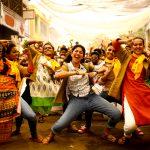 Sai Pallavi, maari 2, movie stills, auto driver dress