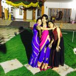 Sai Pallavi, wedding, event, friends, saree