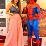 Sakshi Agarwal, Jeyikkira Kuthira Actress, spiderman