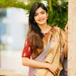 Sanchita Shetty, hd, saree, traditonal dress, telugu