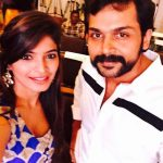 Sanchita Shetty, karthi, actor, rare