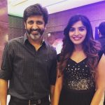 Sanchita Shetty, mohan raja, director, event