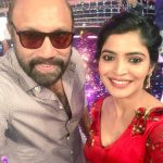 Sanchita Shetty, sathyaraj, selfie, party movie, vijay tv