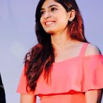 Sanchita Shetty, smile, event, press meet, Johnny