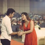 Sanchita Shetty, thalapathy, vijay, meet