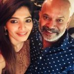 Sanchita Shetty, venkat prabhu, selfie, party, director