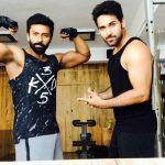 Shanthanu, Amitash Pradhan, fitness, workout, actor