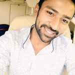Shanthanu Bhagyaraj, selfie, smile, actor