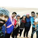 Shanthanu Bhagyaraj, vacation, tour, family