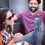 Shanthanu Bhagyaraj, wife, kiki vijay, keerthi, smile