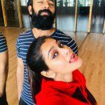 Shanthanu, Keerthi Shanthanu, recent, beard, selfie