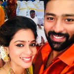 Shanthanu, Keerthi Shanthanu, saree, wedding, marriage