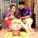 Shanthanu, Keerthi Shanthanu, smile, pongal, kiki vijay