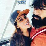 Shanthanu, Keerthi Shanthanu, tamil actor, beard, selfie, hd, wallpaper, kik vijay