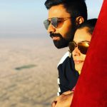 Shanthanu, Keerthi Shanthanu, vacation, dubai, hd, wallpaper, kiki vijay