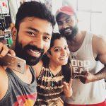 Shanthanu, Selfie, varalaxmi, gym, varalakshmi