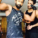 Shanthanu, gym body, actor, tamil actor, Amitash Pradhan