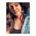 Simran Choudhary, selfie