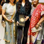 Simran, recent, award, behindwoods