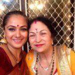 Simran, selfie, mom, mother, amma
