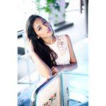 Srinidhi Shetty, Miss Karnataka, white dress