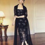 Tamannaah Bhatia, full size, black dress, telugu