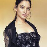 Tamannaah Bhatia, unseen, black dress, hindi actress