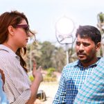 Thuppakki Munai, Hansika, shooting, moive, actress