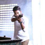 Thuppakki Munai, gun, shooting spot, vikram prabhu, actor