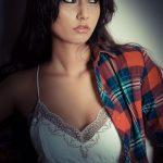 Twinkle Meena, white inner, romantic