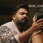 Vantha Rajavathaan Varuven, simbu, str, Megha Akash, kiss