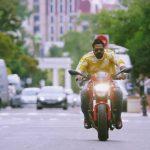 Vantha Rajavathaan Varuven, simbu, str, bike