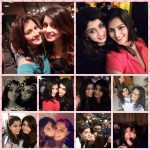 Varalaxmi Sarathkumar, friends, collage, selfie, girls