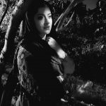 Varalaxmi Sarathkumar, latest, black & white, maari 2, actress
