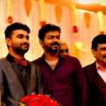 Vijay, Thalapathy Vijay, event, Ramesh Kanna, marriage