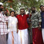 Viswasam, Ajith Kumar, Thambi Ramaiah, robo shankar, team