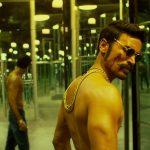 maari 2, Dhanush,  climax, without shirt